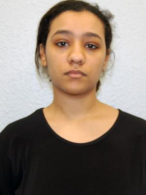 Rizlaine Boular has admitted planning a knife attack on London (Metropolitan Police/PA)