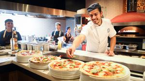 Zizzi is one of the largest restaurant chains to announce temporary site closures due to coronavirus (Matt Alexander/PA)