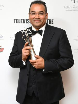 Presenter Krishnan Guru-Murthy said the leaders would be grilled on how people's lives will have to change (Ian West/PA)