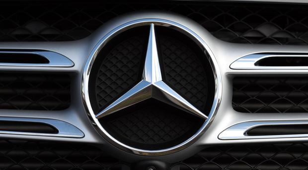 Premium car brands being targeted include Mercedes, Audi, BMW and Porsche (Andrew Matthews/PA)