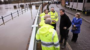 Some 61% said the Government is not spending enough on flood defences in Britain