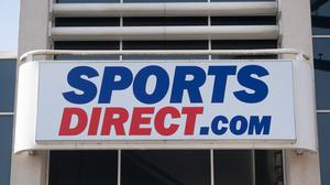 Sports Direct initially intended to stay open (Joe Giddens/PA)