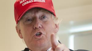 Donald Trump's comments have provoked outrage