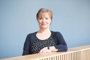 Elaine Douglas has been awarded £712,000 in funding (University of Stirling/PA)
