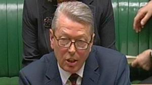 Alan Johnson says he does not want the 'onerous' job of leading Labour