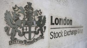 A man has died after falling from a balcony at the London Stock Exchange (Philip Toscano/PA)