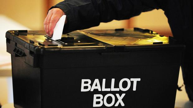Thousands of votes are being left on the table in Northern Ireland.