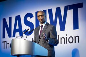NASUWT general secretary Patrick Roach said teachers want 'unequivocal guidance' from ministers (Simon Boothe/NASUWT/PA)