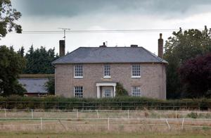White House Farm, near Tolleshunt D'Arcy in Essex, where the murders took place in August 1985 (Matthew Fearn/PA)