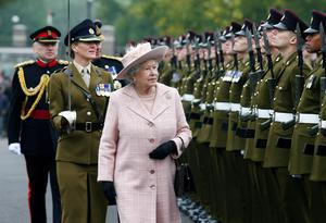 The Queen is the only living head of state to have served in the Second World War (Gareth Fuller/PA)