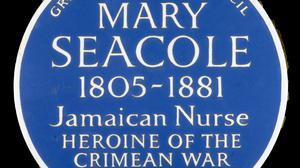 Mary Seacole helped injured soldiers during the Crimean war (PA)