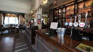 People have been told to avoid pubs as a result of the coronavirus outbreak – leading to fears about the impact on jobs in the sector (Peter Byrne/PA)