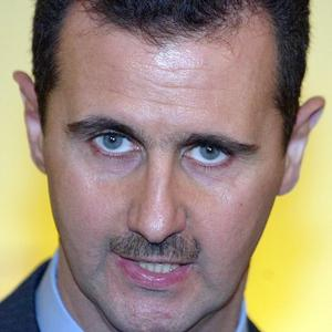 David Cameron said Assad was an 'evil president who's doing dreadful things to his people'