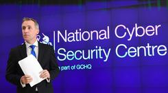 Ciaran Martin, head of the National Cyber Security Centre (Stefan Rousseau/PA)