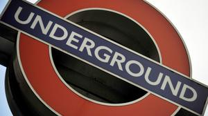 A Youtube video showed a 'pop-up club' in a train carriage on the northbound Bakerloo line on Monday night