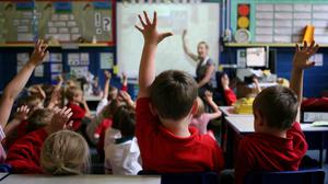 Education Secretary says the number of teaching vacancies in Scotland is an unwelcome figure (PA Wire)
