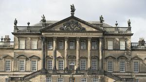 Wentworth Woodhouse in Rotherham, South Yorkshire (Aaron Chown/PA)