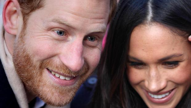 Harry and Meghan will become husband and wife on Saturday (Harry Starbuck/PA)