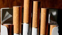 Health warnings covering 65% of cigarette packs are to be introduced and menthol cigarettes banned under new EU rules approved today