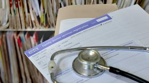 CQC chief executive Ian Trenholm said there were long waits for routine GP appointments even before the pandemic (PA)