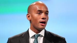 Chuka Umunna said he was not a Scottish MP or a member of the Scottish shadow cabinet