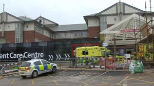The investigation is centred on the stroke unit at Blackpool Victoria Hospital (PA)