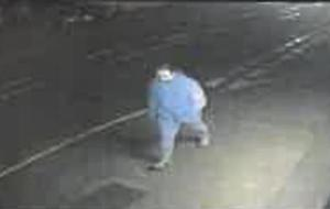 CCTV of rapist Anthony Dealey before he raped and attempted to murder a stranger in November last year (Derbyshire Police/PA)