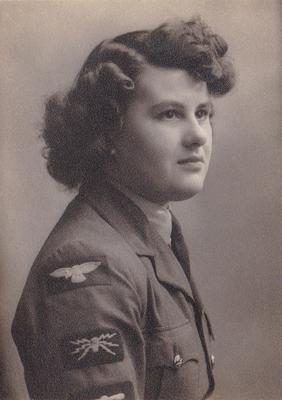 Kath McLeod said the heroes of the Battle of Britain deserve to be celebrated (Family handout/PA)