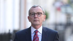 Dr Gabriel Scally has criticised the Government for cuts to the public health system (Niall Carson/PA)