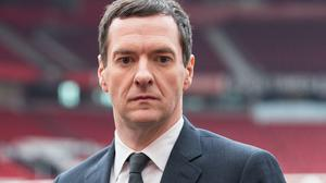 George Osborne says £500 million raised through Lloyds share sales will be used to pay down the national debt