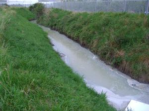 Water company pollution incidents
