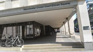 Manchester Crown Court will be turned into a 'super courtroom' (Anthony Devlin/PA)