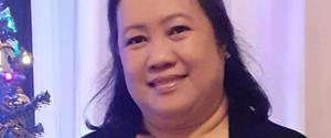 Linnette Cruz, 51, who passed away on April 14 (NHS Wales)