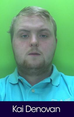 Kai Denovan was found guilty of manslaughter after a trial at Nottingham Crown Court (Nottinghamshire Police/PA)