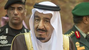 King Salman is reported to have forbidden his nephew from giving evidence