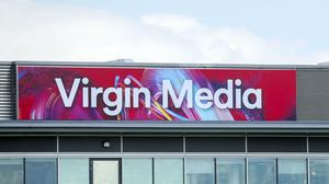 Some Virgin Media broadband customers in London are unable to get online (PA)