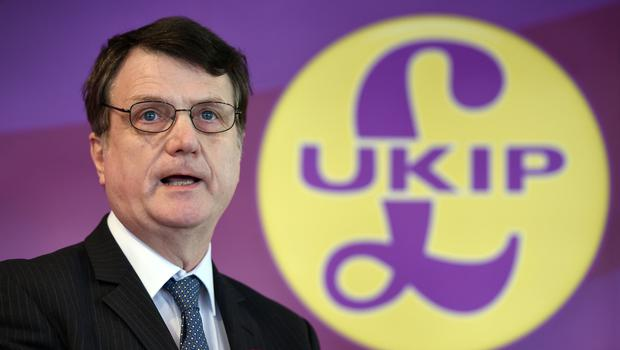 Ukip leader Gerard Batten sparked controversy this week over his comments on the influence of Islam (Joe Giddens/PA)