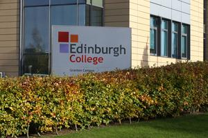 Friel stabbed a police officer at Edinburgh College's campus in Granton (Jane Barlow/PA)