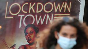 Collins Dictionary named lockdown as its Word of the Year (Yui Mok/PA)