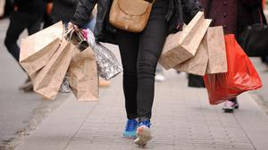 Indications are that consumer confidence is rising sharply
