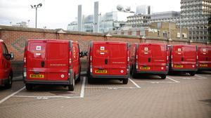 Royal Mail is seeking an injunction to block a planned strike by postal workers (Yui Mok/PA)