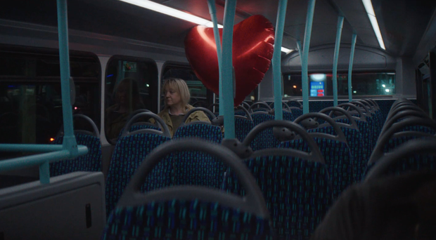 A still of the new advert (NHS Blood and Transplant/PA)