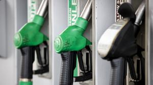 Fuel prices have had their biggest weekly fall since current records began (Liam McBurney/PA)