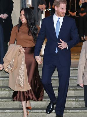The Duke and Duchess of Sussex are in Canada attempting to forge a new life for themselves (Yui Mok/PA Wire PA)