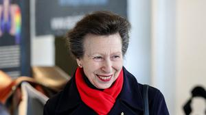 The Princess Royal has taken part in a documentary to mark her 70th birthday (Steve Parsons/PA)