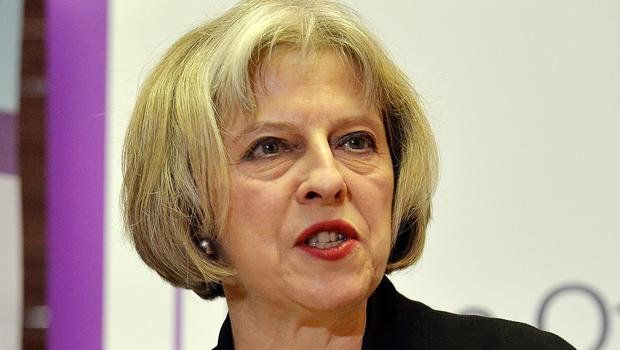 Theresa May is proposing new counter-terror measures in a new Bill