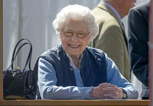 The Queen at the Royal Windsor Horse Show, which has also been cancelled this year (Steve Parsons/PA)
