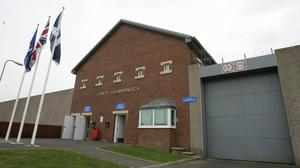 Both individuals are being treated within the SPS estate (Andrew Milligan/PA)
