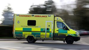 A taxi may be paid for by the NHS if there is a shortage of patient transport services at the hospital, including ambulances or car drivers
