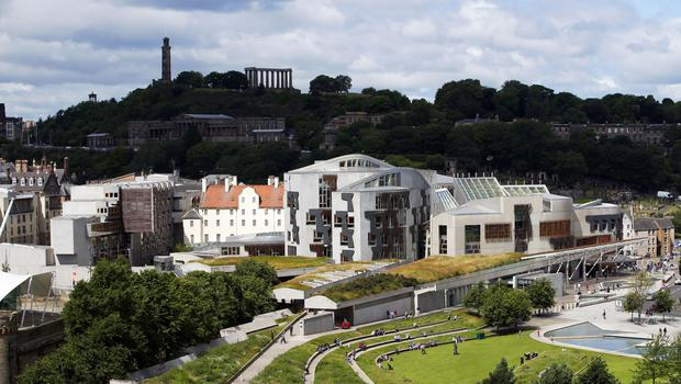 The Scottish Government approached the Presiding Officer to ask for Holyrood to be recalled (Jane Barlow/PA)